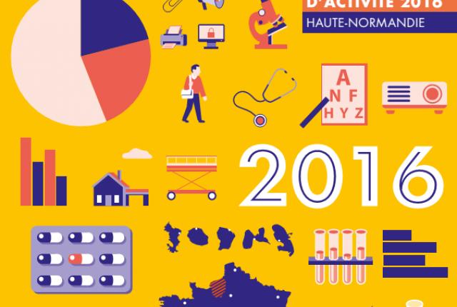 Rapport d'activité 2016 ANFH Haute-Normandie
