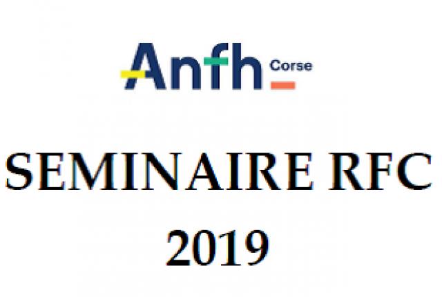 Séminaire RFC 2019