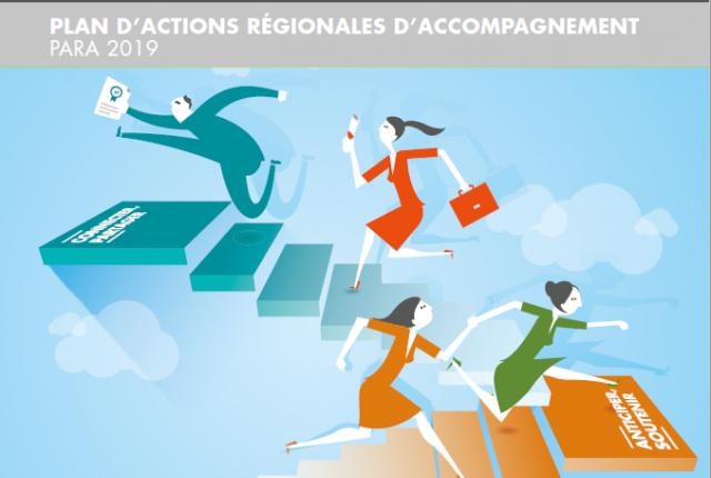 Plan d'actions régionales d'accompagnement Haute-Normandie 2019