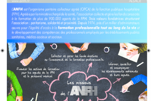 Offre de service de l'ANFH Alsace